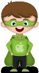 Apple Superhelden